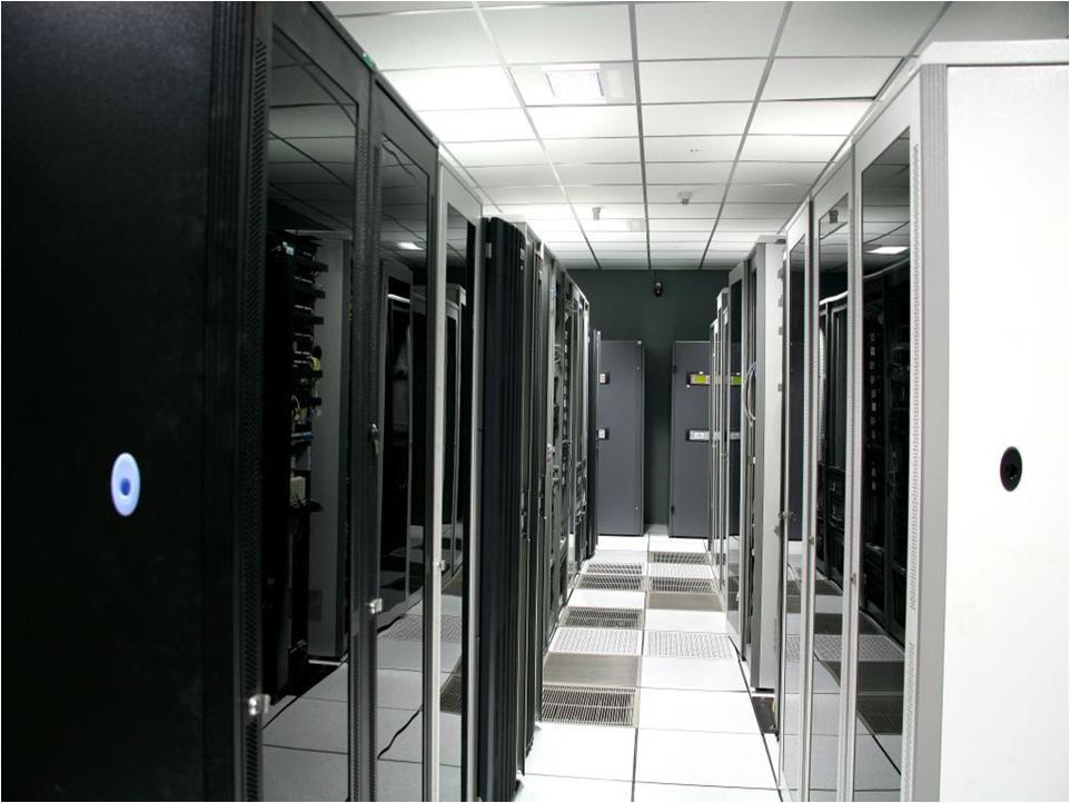 Server racks - IN DC